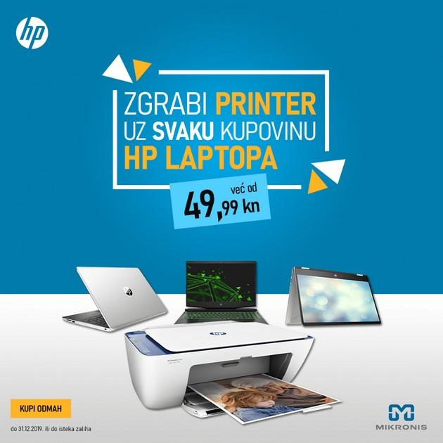 Zgrabi printer