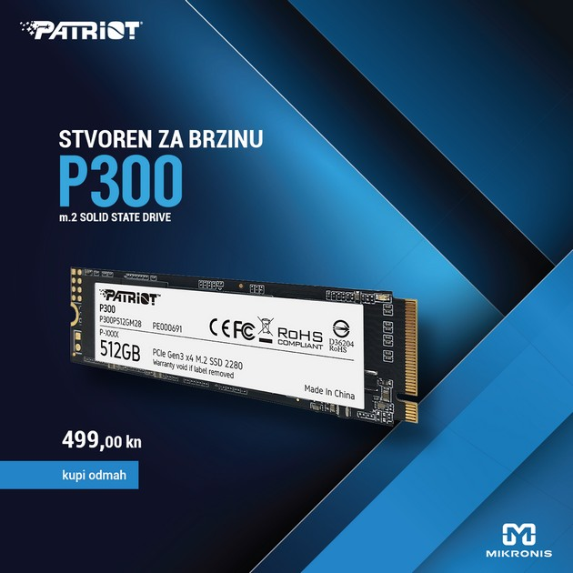 Patriot SSD